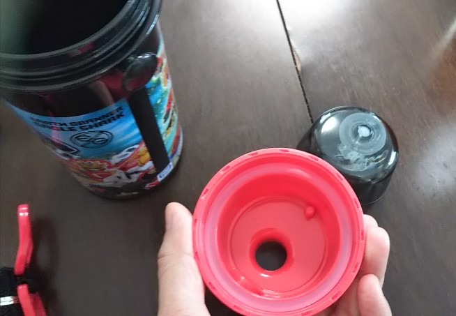 アースグランナーの水筒
