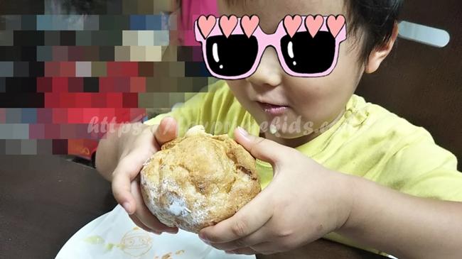 ビアードパパ『ちびっこパティシエセット』のレビュー|シュークリームを作ってみた
