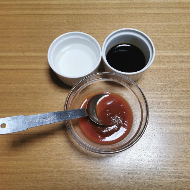 山本ゆりさんのチーズインハンバーグの材料3
