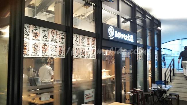 日比谷OKUROJI(オクロジ)『天ぷらとワイン大塩』の待ち時間は?混雑状況を店員さんにリサーチ