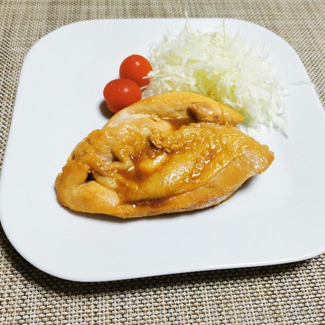 五十嵐ゆかりさんのレシピ『鶏むね肉のステーキ』を作ってみた!