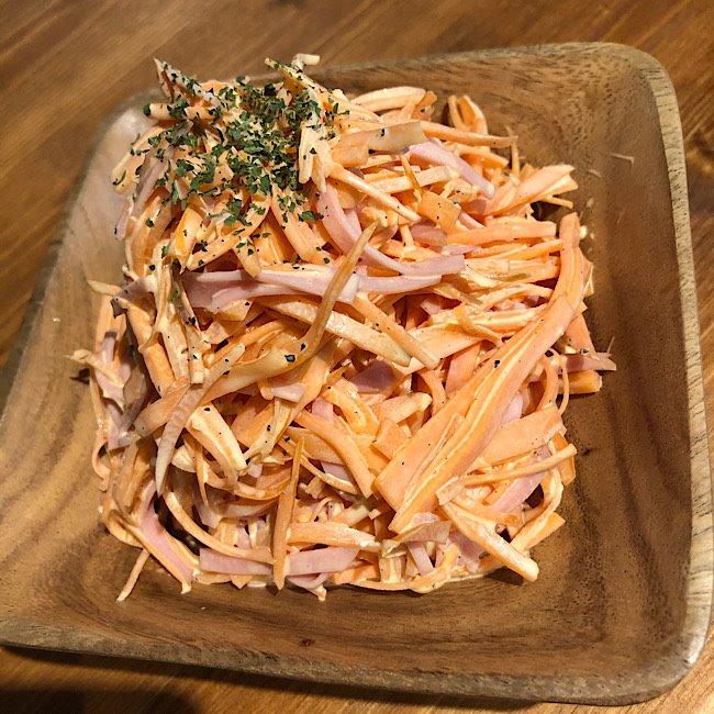 リュウジさんのにんじんサラダの料理レシピ (4)