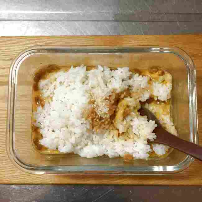 山本ゆりさんの納豆チャーハンはレンジで簡単!レシピ・作り方